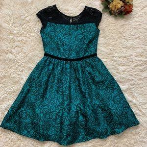 Dressed Up By Gymboree Girls Formal Dress Size 12